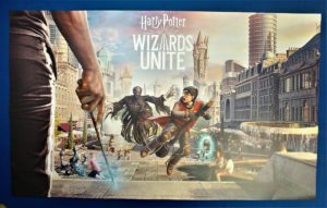 Harry Potter Wizards Unite Poster