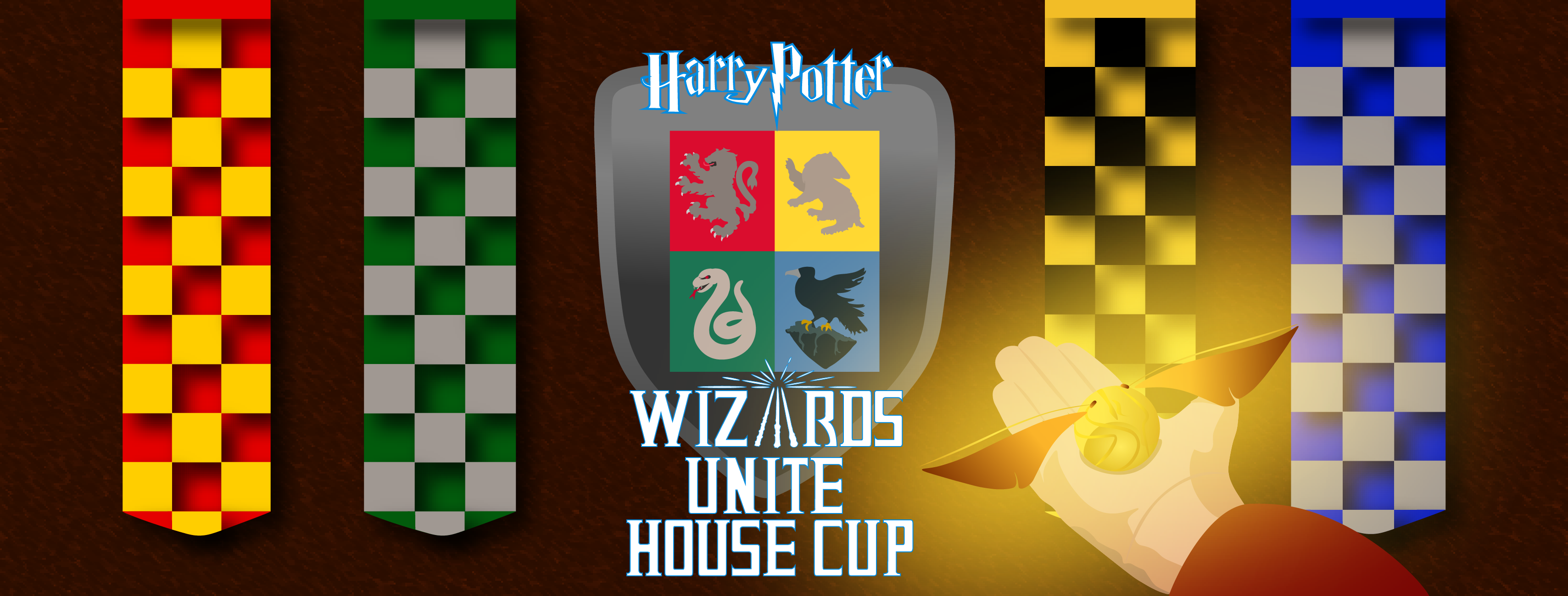 Harry Potter Wizards Unite House Cup