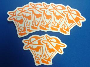Niantic Logo Stickers
